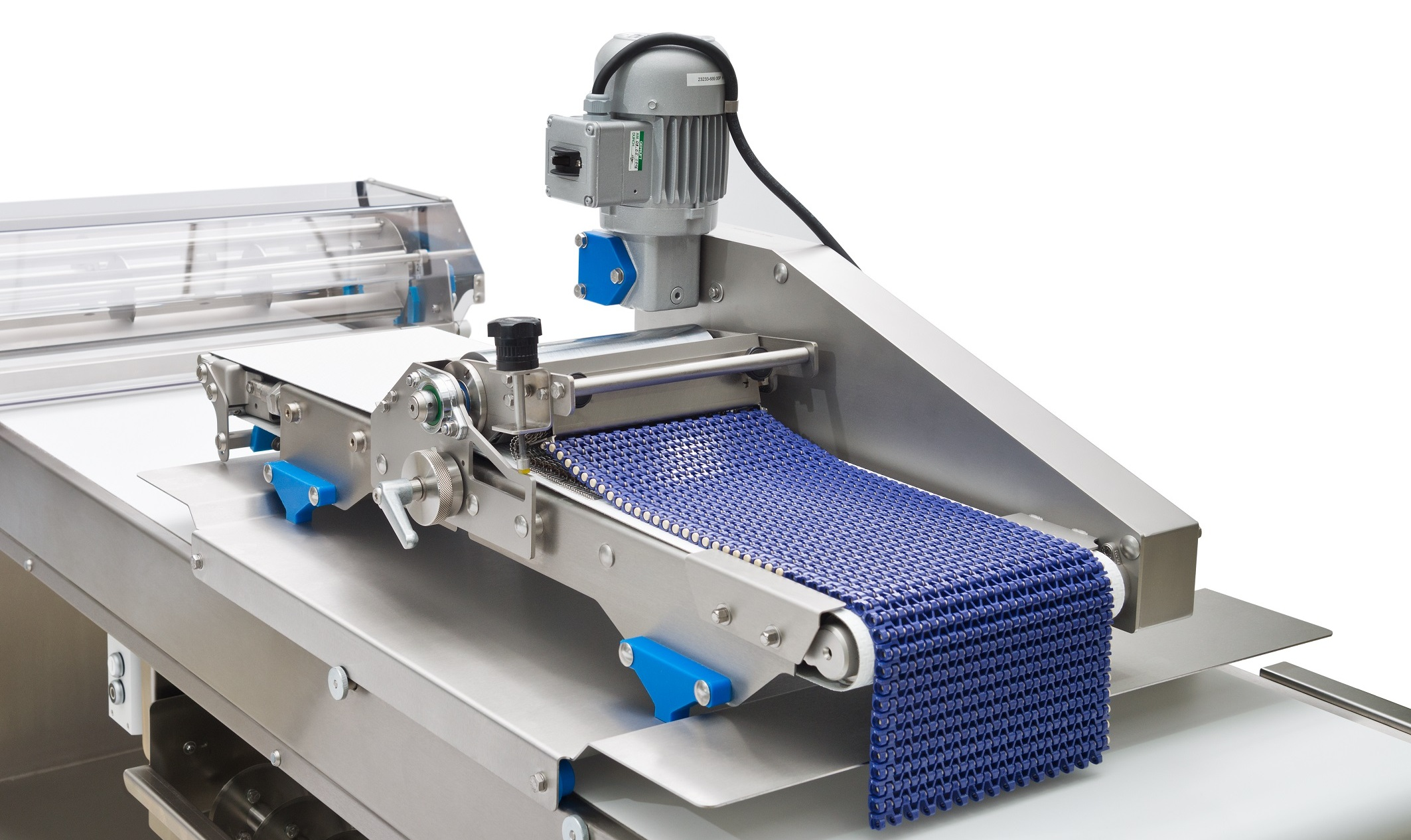 FRITSCH bakery machines Cutting table pastries CCH-Coiling unit