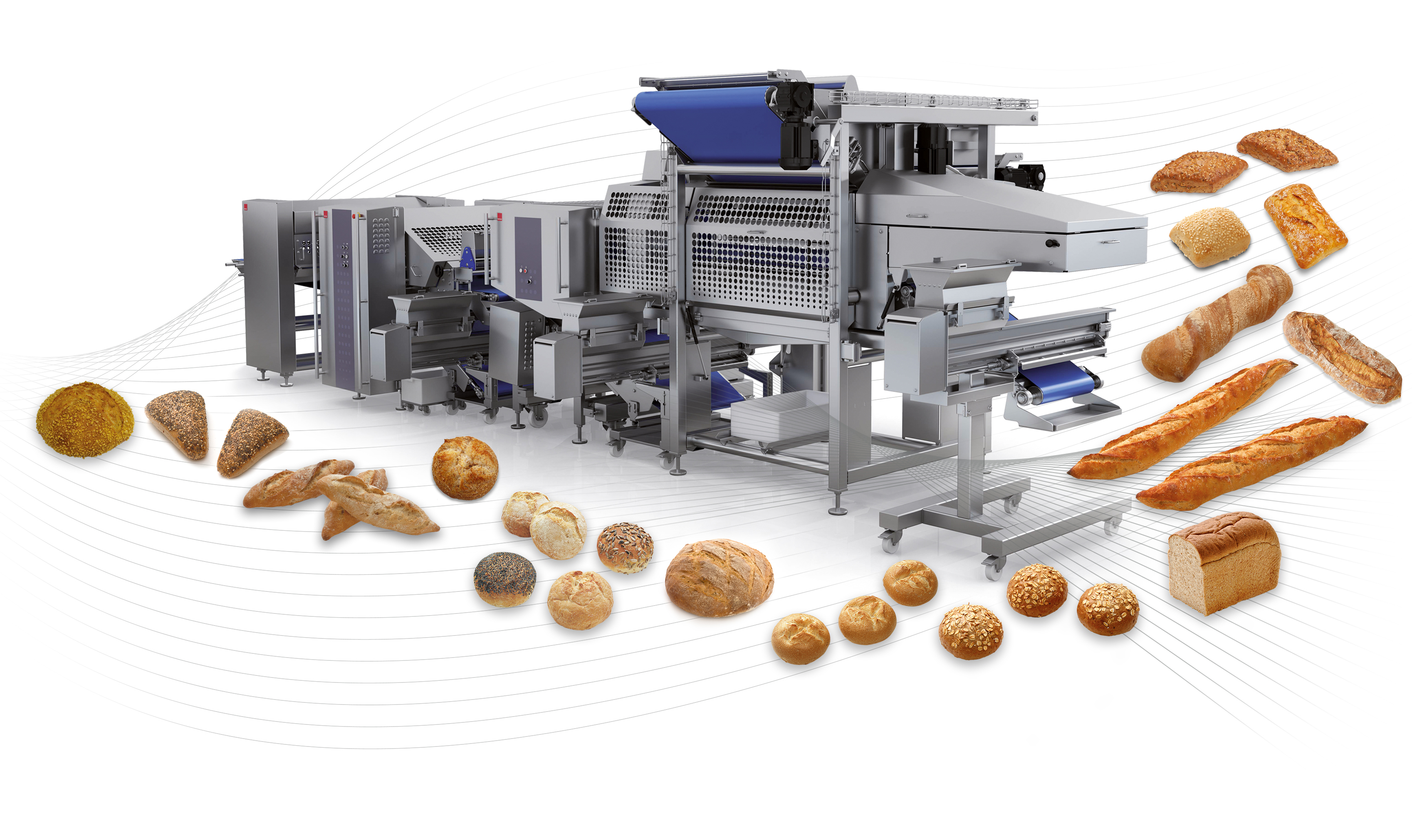 FRITSCH | Bakery Equipment | Bakery Machines and Lines