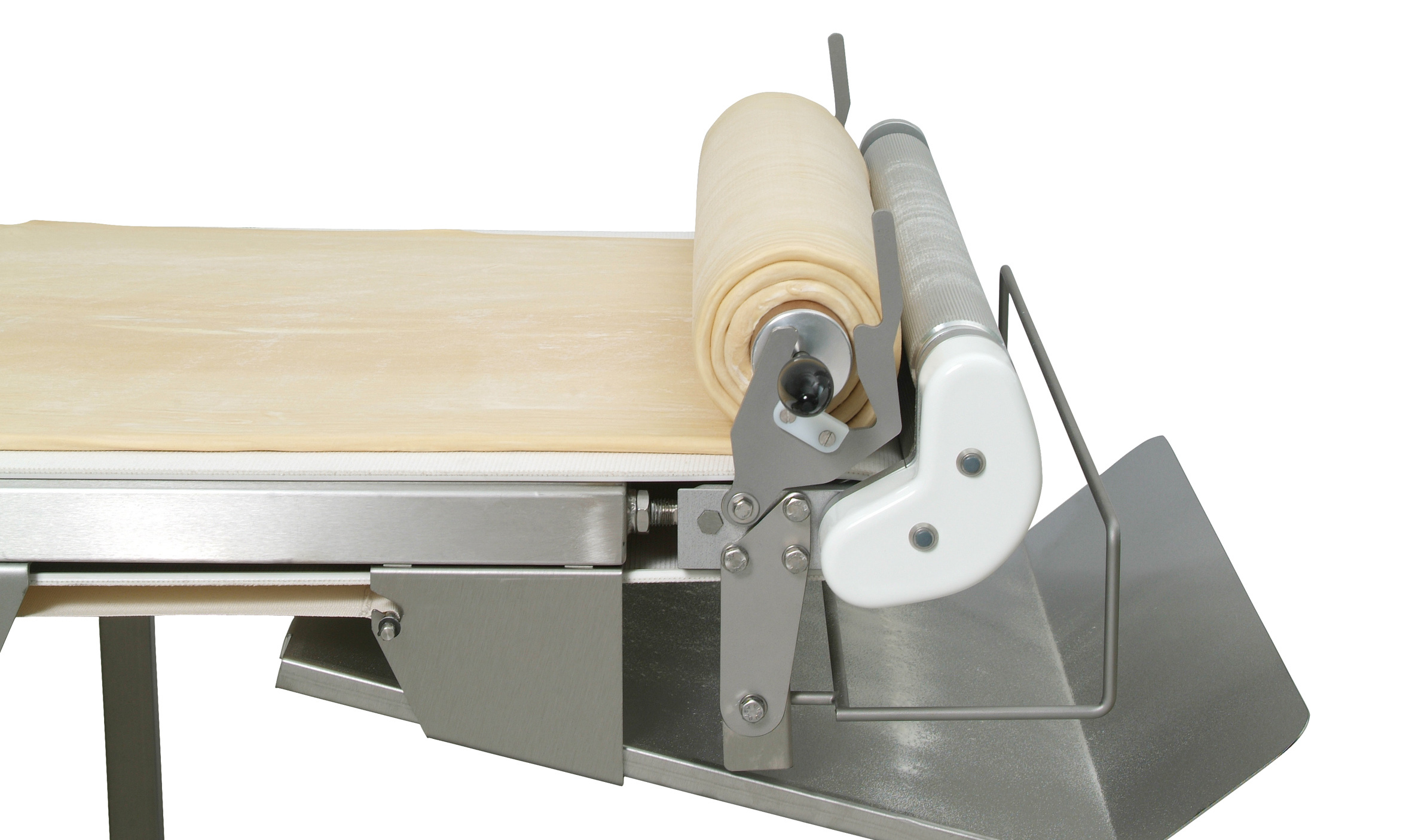 FRITSCH-Dough-Sheeter-ROLLFIX 700-Spooling-Unit